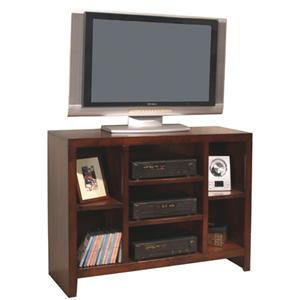 Aspenhome Essentials Lifestyle 49 Inch Open TV Console