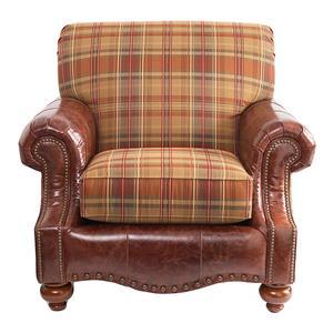 Bassett Club Room Upholstered Chair