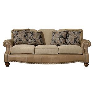 Bassett Club Room Sofa