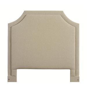 Bassett Custom Upholstered Beds Queen Florence Upholstered Headboard