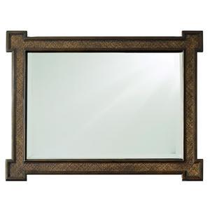Bassett Moultrie Park Woven Mirror