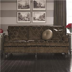 Bassett Custom Upholstery - Townhouse <b>Custom</b> Sofa