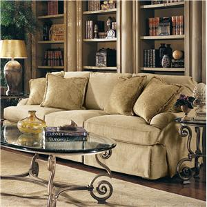 Bernhardt Crusoe Stationary Sofa