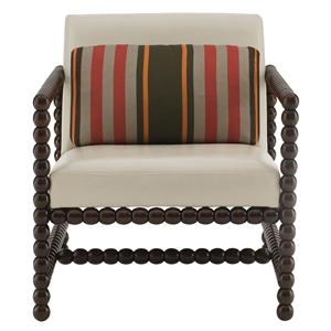Bernhardt Interiors - Accents Austin Chair with Wood Frame