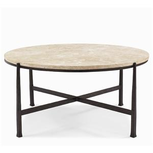 Bernhardt Interiors - Duncan Round Cocktail Table