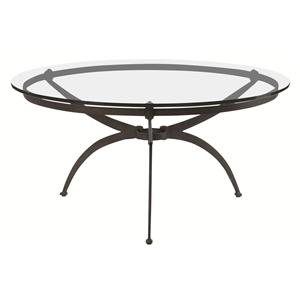 Bernhardt Interiors - Accents Ariana Round Cocktail Table