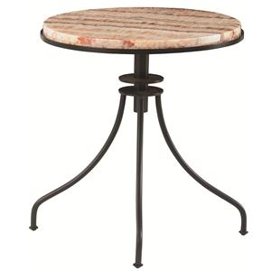 Bernhardt Interiors - Accents Bryce Chairside Table