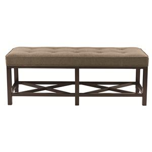 Bernhardt Interiors - Accents Myla Bench