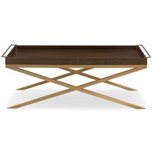 Bernhardt Interiors - Accents Daventry Tray Top Cocktail Table
