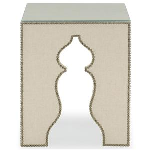 Bernhardt Interiors - Accents Fes End Table