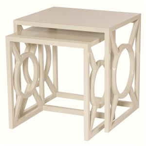 Bernhardt Interiors - Accents Zara Nesting Tables