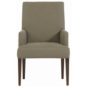 Bernhardt Interiors - Chairs Astor Arm Chair