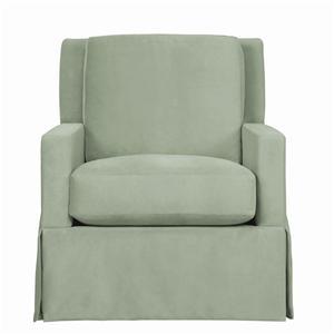 Bernhardt Interiors - Chairs Hastings Swivel Chair