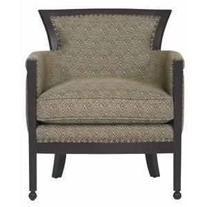 Bernhardt Interiors - Chairs Leland Chair