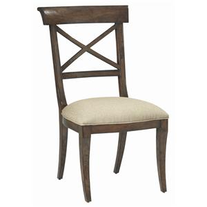 Bernhardt Vintage Patina Side Chair