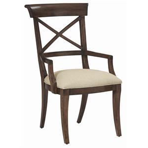 Bernhardt Vintage Patina Arm Chair
