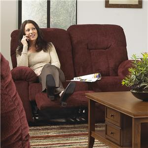Best Home Furnishings Ares Power Reclining Loveseat