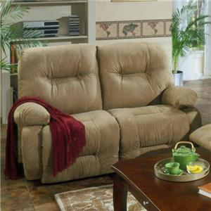 Best Home Furnishings Brinley 2 Brinley Power Reclining Loveseat