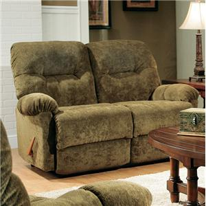 Best Home Furnishings Ellisport Motion Loveseat with Power