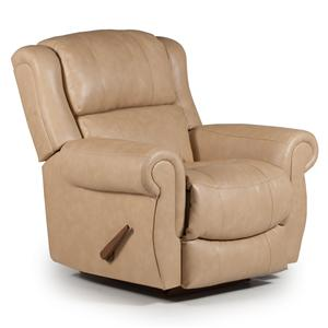 Best Home Furnishings Recliners - Medium Terrill Space Saver Recliner