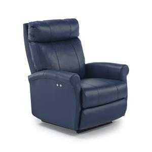 Best Home Furnishings Recliners - Petite Space Saver Recliner