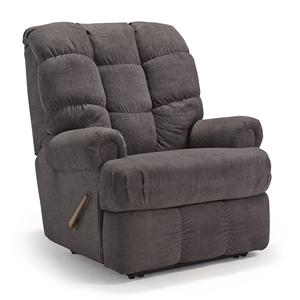 Best Home Furnishings Recliners - The Beast Bruticus Big Man's Wall Saver Recliner
