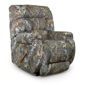 Best Home Furnishings Recliners - The Beast Rake Beast Recliner