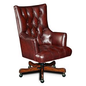 Hooker Furniture Executive Seating Executive Swivel Chair