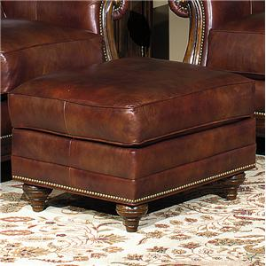 Bradington Young Sheffield Ottoman