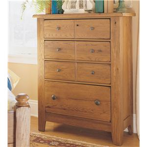 Broyhill Furniture Attic Heirlooms Drawer Chest