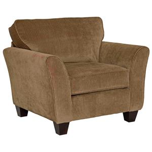 Broyhill Furniture Maddie Contemporary Style Chair