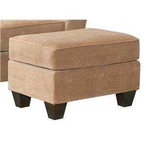 Broyhill Furniture Maddie Contemporary Style Ottoman