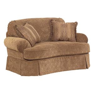 Broyhill Furniture McKinney Chair and 1/2