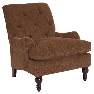 Broyhill Furniture Shona Traditional Style Chair