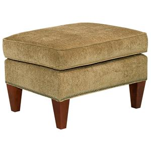 Broyhill Furniture Accent Chairs and Ottomans  Lauren Ottoman