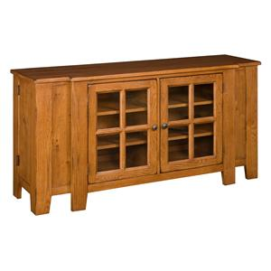 Broyhill Furniture Attic Heirlooms Entertainment Console