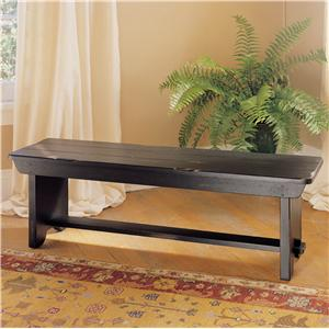 Broyhill Furniture Attic Heirlooms Bench