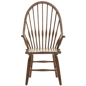 Broyhill Furniture Attic Heirlooms Dining Arm Chair