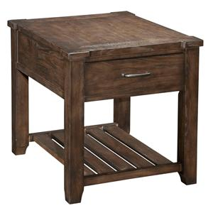 Broyhill Furniture Attic Retreat End Table
