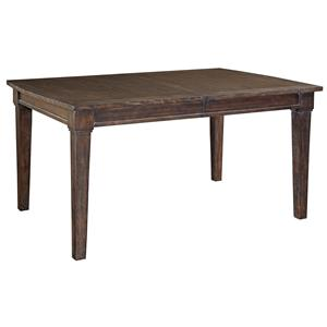 Broyhill Furniture Attic Retreat Leg Table