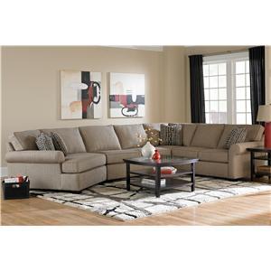 Broyhill Furniture Ethan Sectional Sofa