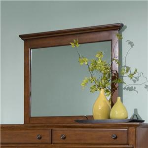 Broyhill Furniture Hayden Place Landscape Dresser Mirror