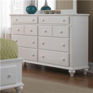 Broyhill Furniture Hayden Place Drawer Dresser
