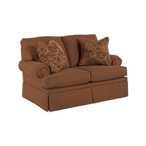 Broyhill Furniture Jenna Love Seat
