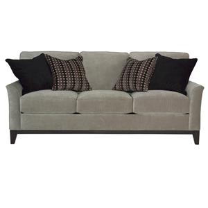 Broyhill Furniture Perspectives  Stationary Sofa