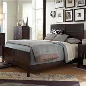 Broyhill Furniture Primo Vista Queen Panel Bed