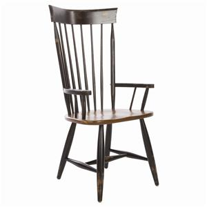 Canadel Champlain - Custom Dining <b>Customizable</b> Dining Arm Chair