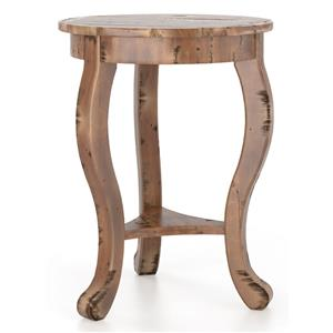 Canadel Champlain - Living <b>Customizable</b>Round End Table