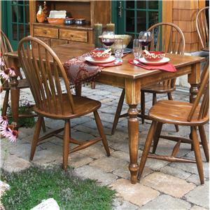 Canadel Champlain - Custom Dining <b>Customizable</b>  Dining Table
