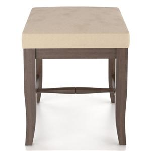 "Canadel Custom Dining <b>Customizable</b> Upholstered Bench, 18"""